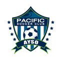 AYSO Pacific Soccer Club Logo