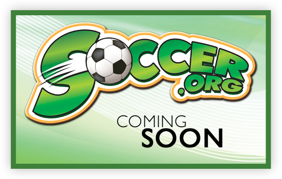 Soccer.org Coming Soon